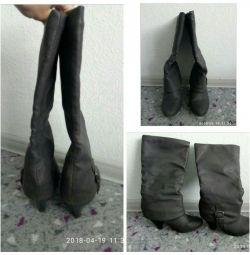 Μπότες 3τμ
