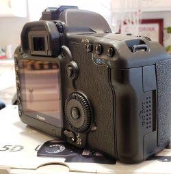 Canon EOS 5D Mark II Camera with 3 lenses
