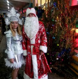 Suit of the Snow Maiden transformer