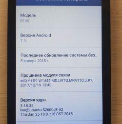 Smartphone DEXP B145