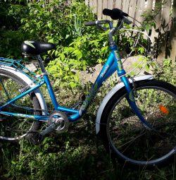 Bicicleta înainte