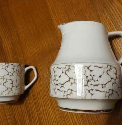 Μιλκάν και κύπελλο καφέ, 80η, Πολωνία