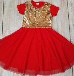Noua rochie Turcia 7-8L