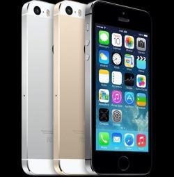 APPLE IPHONE 5S 64GB KİLİTLİ AĞIZ KOŞULU GARANTİ VE ALINMA İLE GELİYOR
