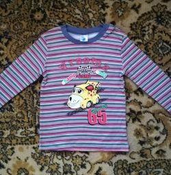 Sweatshirt for a new boy