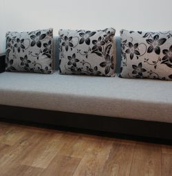 New sofa Palermo Aprel May Gray