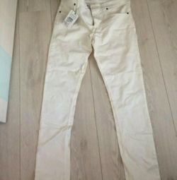 Мужские новые брюки