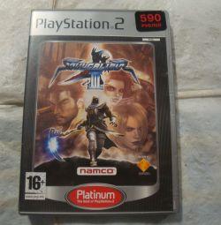 Δίσκος sony PS 2 namco - άδεια χρήσης