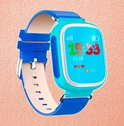 Smart kids watch with GPS Smart Baby Watch Q60S