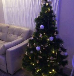 Christmas tree 1.9 meters (Siberian Golden Pine