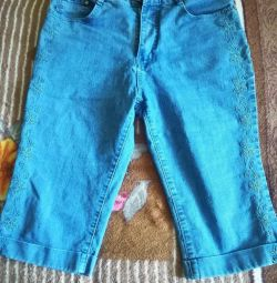 Breeches denim