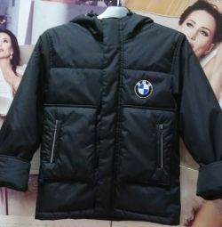 Куртка BMW р. 134/140