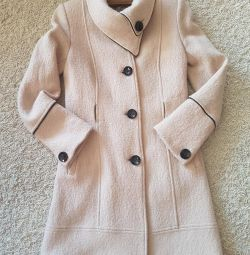 Μάλλινο παλτό