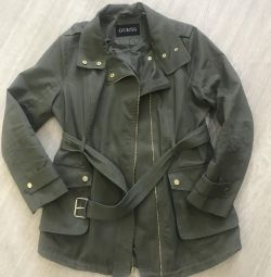 Parka ceket GUESS YENİ orijinal !!!!