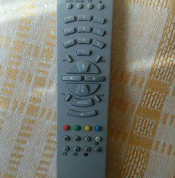 Τηλεχειριστήριο τηλεόρασης
