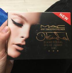 Helium eyeliner MAS 4v1