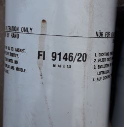 filtru de combustibil FI 9146/20
