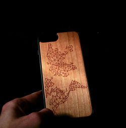 capace de lemn inscripționate individual