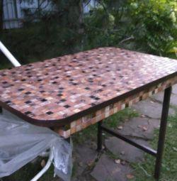 Furniture for cottages
