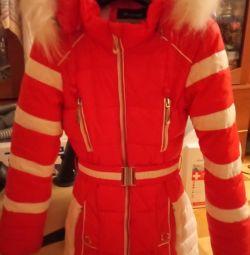 Пальто на синтепоні (зимовий)