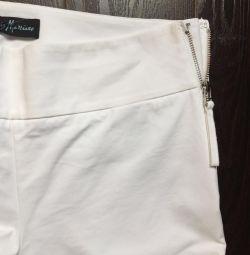 Τα νέα παντελόνια μαντέψουν το μέγεθος του Marciano 46
