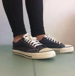Sneakers. Exchange.