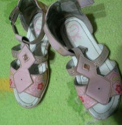 Sandals size 29.