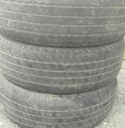 Tires NEXEN kit
