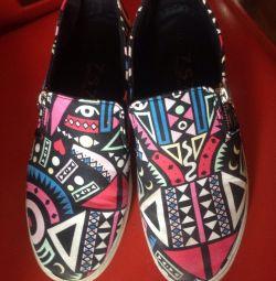 Kullanılmış ayakkabılar