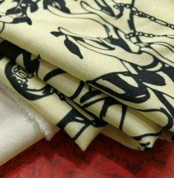 Ύφασμα ράψιμο ρούχων κεντήματα.