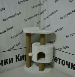 Kogtetochka with a bed
