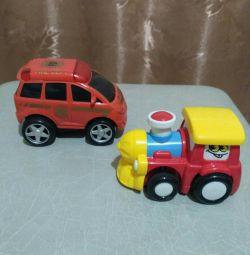 Jucării pentru mașini