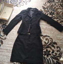 Ceket ve etek