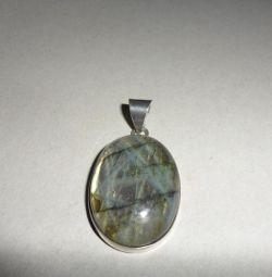Gümüş 925, Labrador, Akik, Rhodonit