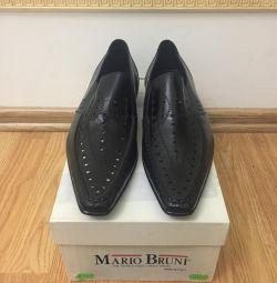 Нові туфлі оригінал марио Бруні Італія