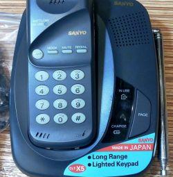 Ev telefonu Sanyo