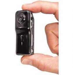 Мінікамера md80 відеореєстратор