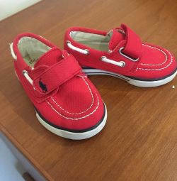 Sneakers for children 19 r