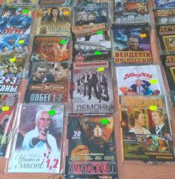 DVD Yurtiçi filmleri