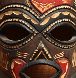 Μάσκα αφρικανική