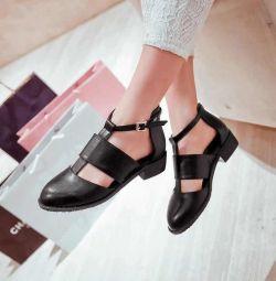 ⚜️Noua sandale moi din piele artificială⚜️