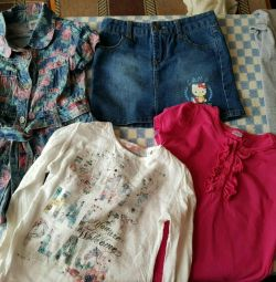 Pack for girls