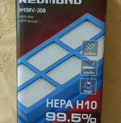 Фильтр для пылесоса Redmond RV308