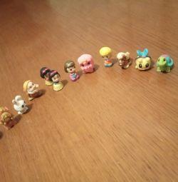 Jucării din cauciuc Skinkinki Squinkies