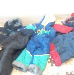 Куртка брюки 98-104