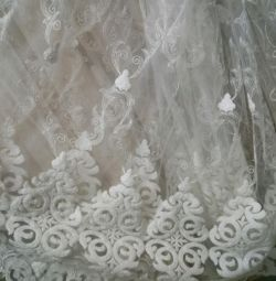 Tulle net, for the whole roll, see description