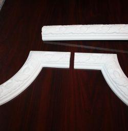 Matrite, elemente de colt, matritare pe baza de stuc BELGIA ORAC LU