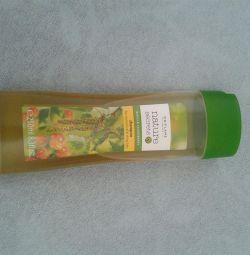 Șampon folosit