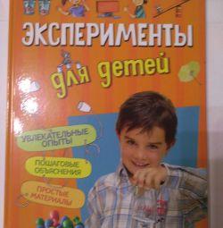 Experiments book