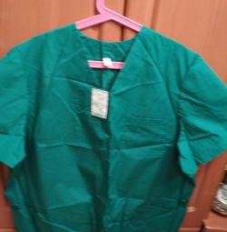 Medical suit, large size
